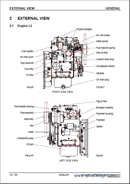 Mitsubishi 4g64 Engine Timing Marks, Mitsubishi, Free