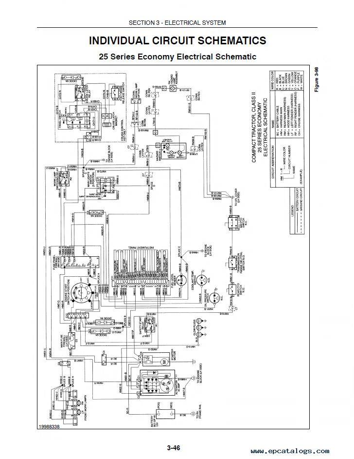 New Holland TC33 TC33D Tractor workshop repair manual new holland tractor wiring diagram new holland wiring diagram at sewacar.co