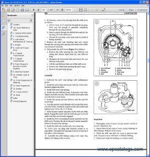 HarleyDavidson FLHFLTFXR Evolution, Clymer Repair manual Download