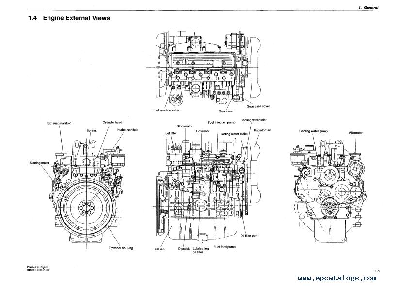 yanmar diesel engine repair manual pdf