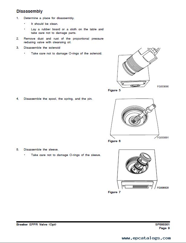 Terex TXC 180LC-2 Heavy Excavator Shop Manual PDF Download