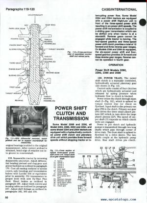 Case IH Tractors 2090209425902594 Shop Manual PDF