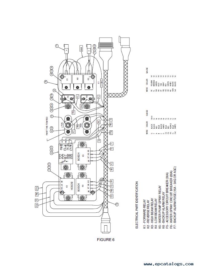 Bomag / Hypac C766 C & C778 B Service Manual PDF