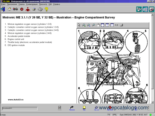 small resolution of repair manual opel tis wiring diagrams 3