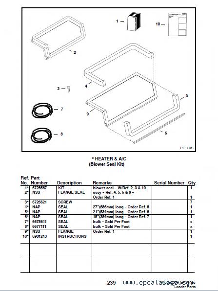 bobcat 853 fuse box location wiring diagram