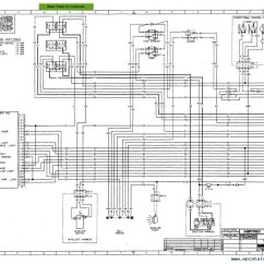 Clark Forklift C500 Wiring Diagram Narva Spotlight Relay Amazing Contemporary
