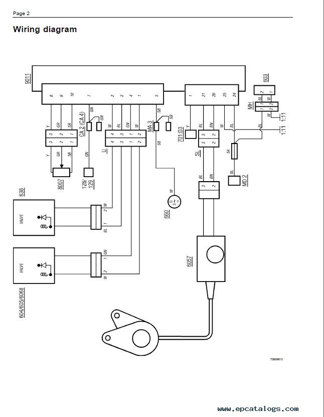 Volvo D7e Wiring Diagram $ Download-app.co