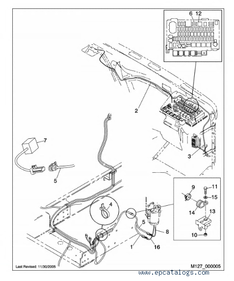 Freightliner Argossy H110064S T Spare Parts Catalog Download