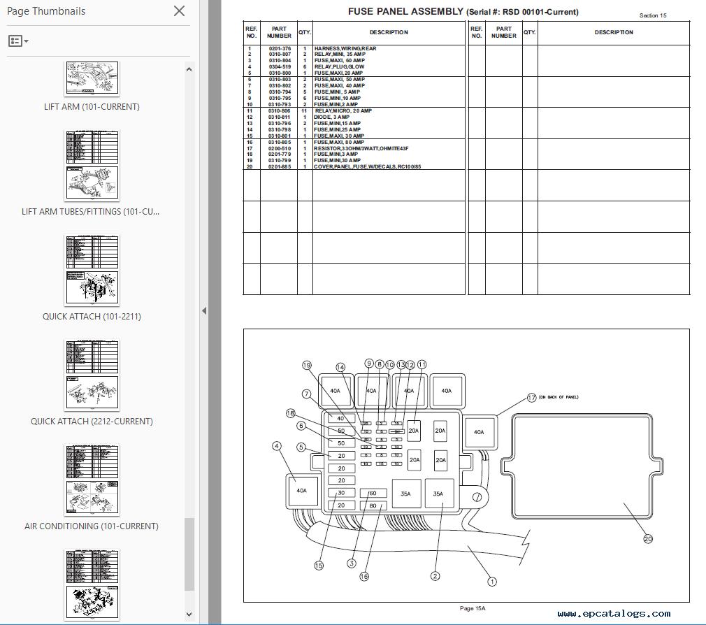 asv rc100 wiring diagram air conditioner schematics online 49Cc Scooter Wiring Diagram