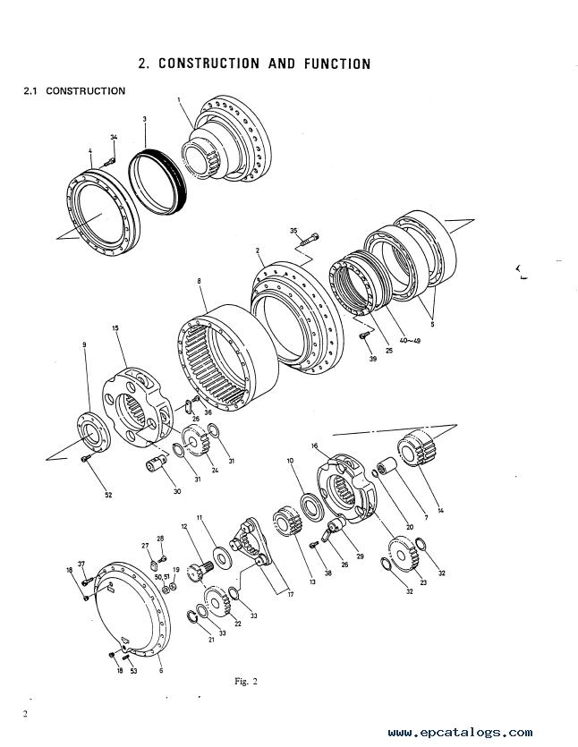 Kobelco K916 and K916LC Hydraulic Excavator PDF Service Manual
