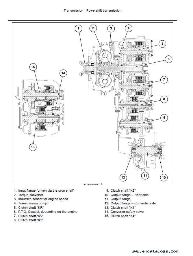 New Holland Motor Graders F140B/170B/200B VHP PDF Manual