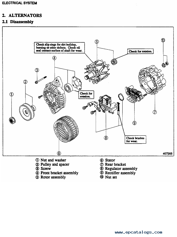 McCormick CT41 & CT47 Service Manual PDF Instant Download