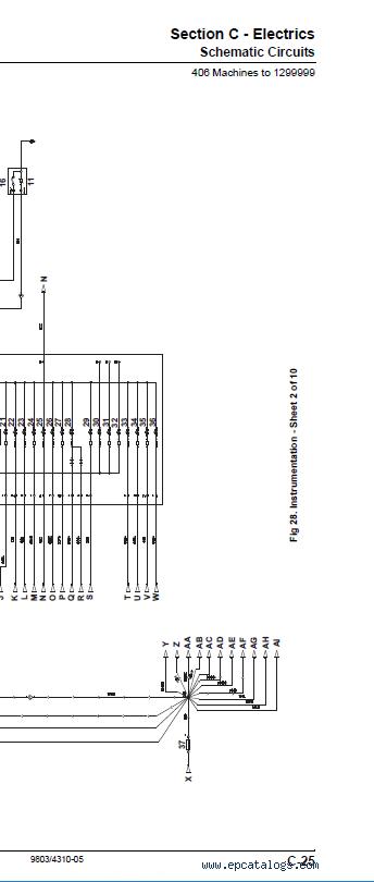 Download JCB Wheeled Loading Shovel 406/409 Service PDF