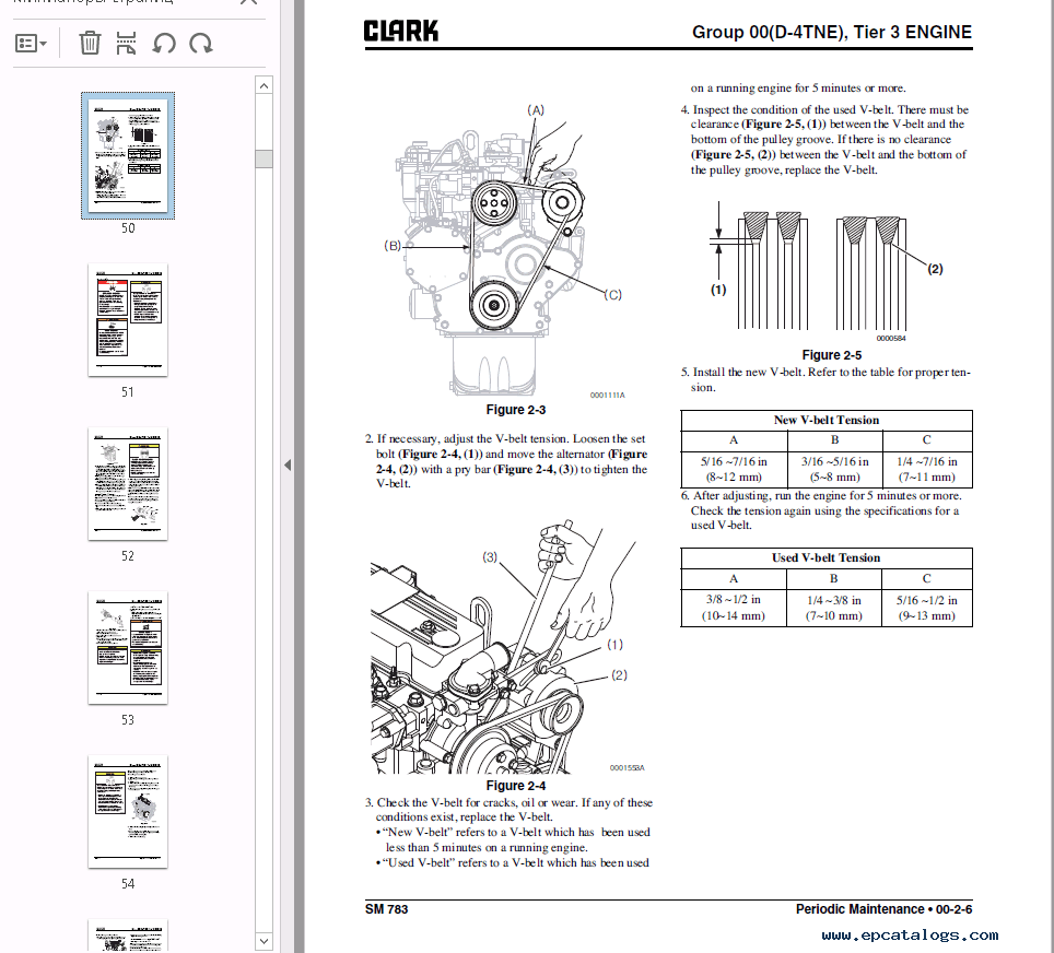 Hyster Forklift Ignition Switch Wiring Diagram