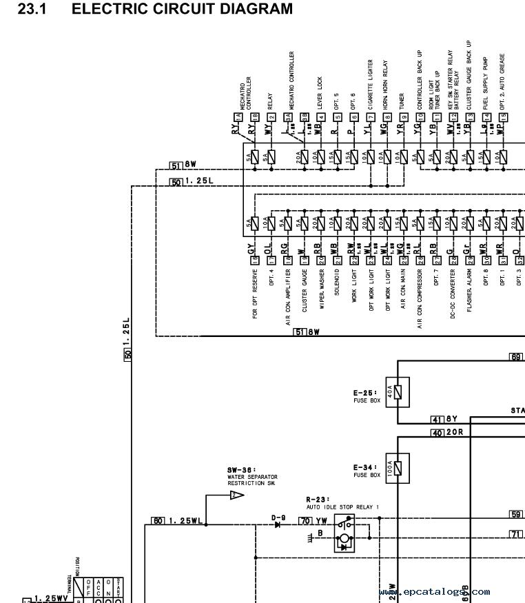 Kobelco SK210-8 ACERA MARK 8 Tier III Excavator PDF Manual