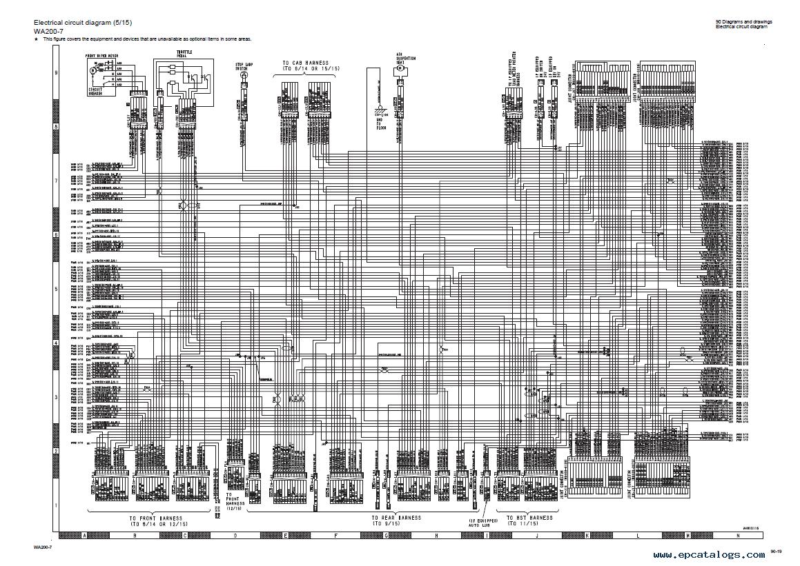hight resolution of free kawasaki loader wiring diagram