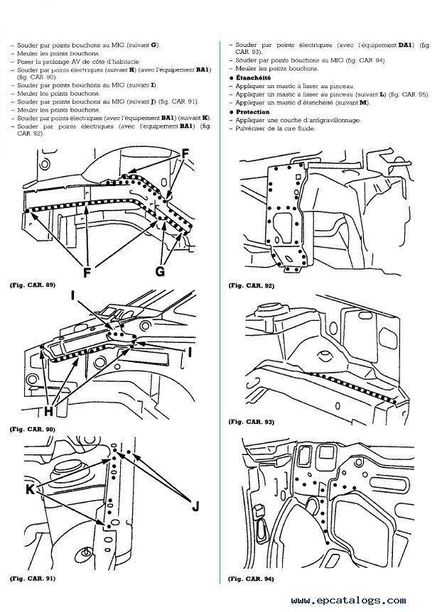 Peugeot 806 Fiat Citroen Evasion Jumpy 1994-2001 PDF