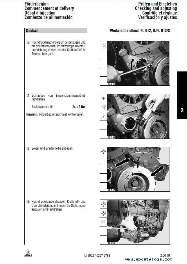deutz 914 engine manual rh deutz 914 engine manual vwhost org Deutz Engines Bf 4M 2012 Deutz Engines Bf 4M 2012