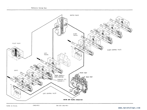 small resolution of john deere 790 792 excavator repair operation tests tm1320repair manual john deere 790 792 excavator