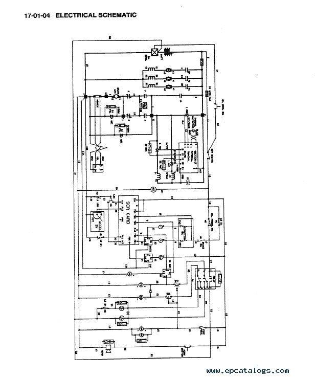 Clark OP15 SM566 Service Manual PDF