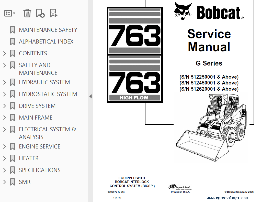 hight resolution of 763 bobcat schematic wiring library763 bobcat schematic 16