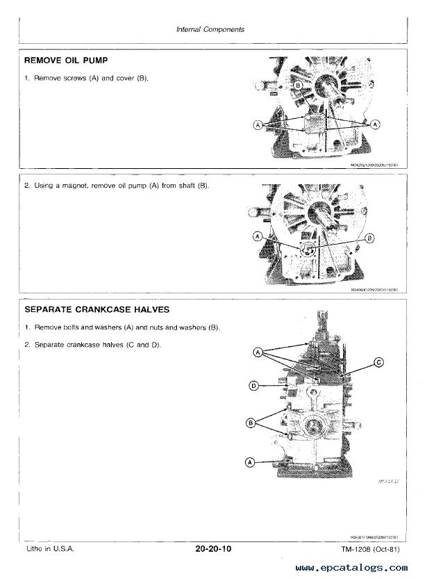 john deere 317 tractor wiring diagram word problems involving venn hydrostatic tm1208 technical manual repair pdf 3