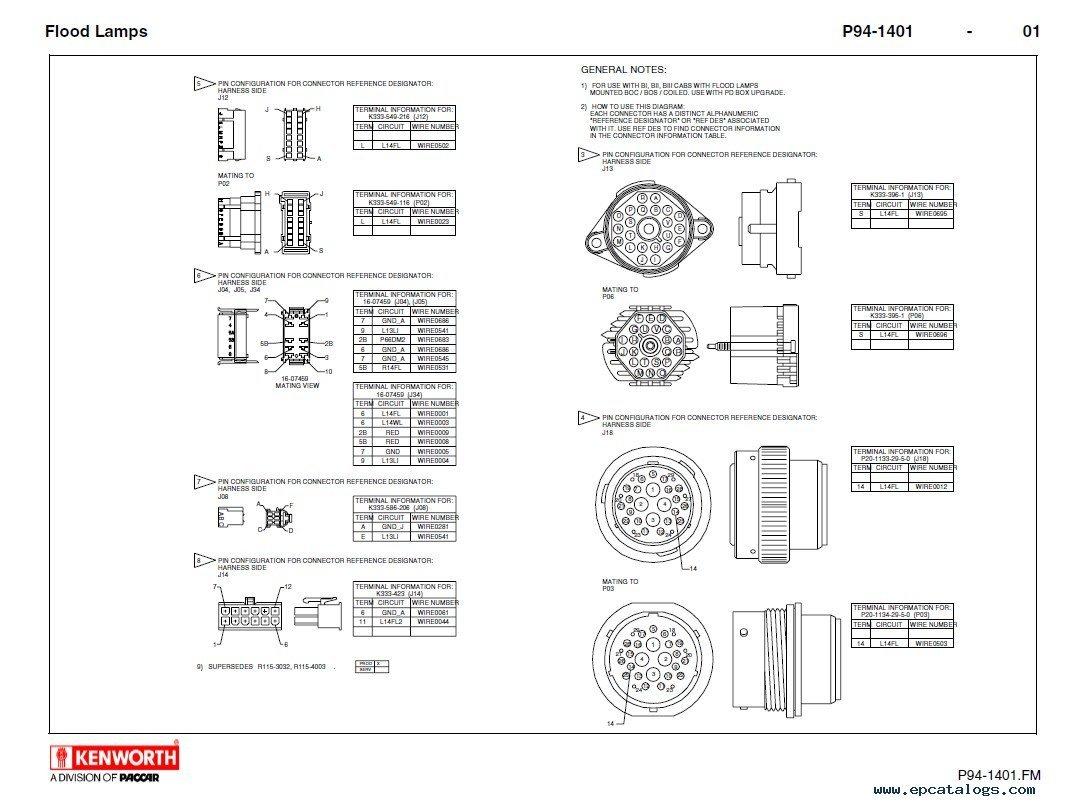 kenworth t660 cummins ism isx electrical schematics manual pdf?resize=242258 isx wiring diagram vw wiring diagrams