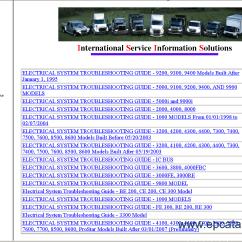 International Truck Wiring Diagram Single Gang Light Switch Isis 2012 Repair Manual Download