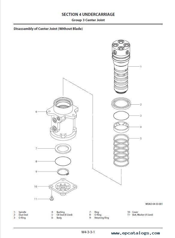 Hitachi Excavator ZX130(LCN)-5B Workshop Manual PDF