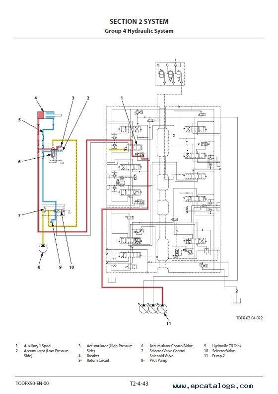 Hitachi Excavators ZH210(LC)-6 Operational Principle PDF