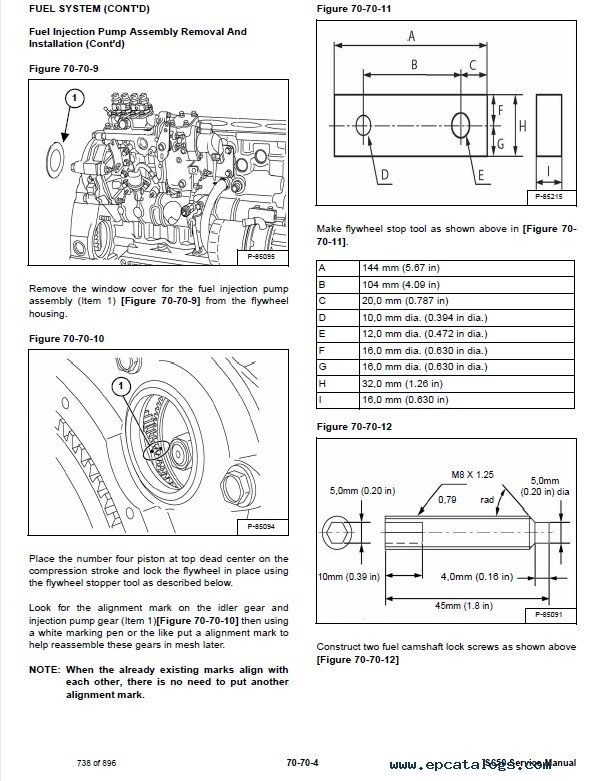 Bobcat S650 Skid-Steer Loader Service Manual PDF