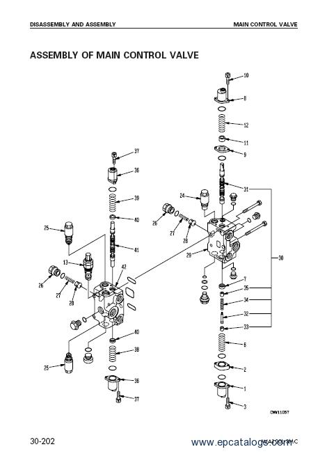 Komatsu Wheel Loader WA120L-3MC Shop Manual