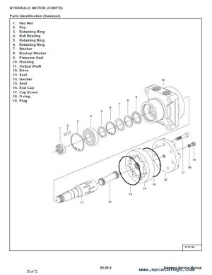 Doosan Hydraulic Schematic  Best Place to Find Wiring and