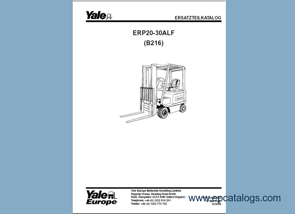 cat 5 wiring diagram b trailer light 7 way download yale forklift trucks parts manuals pdf