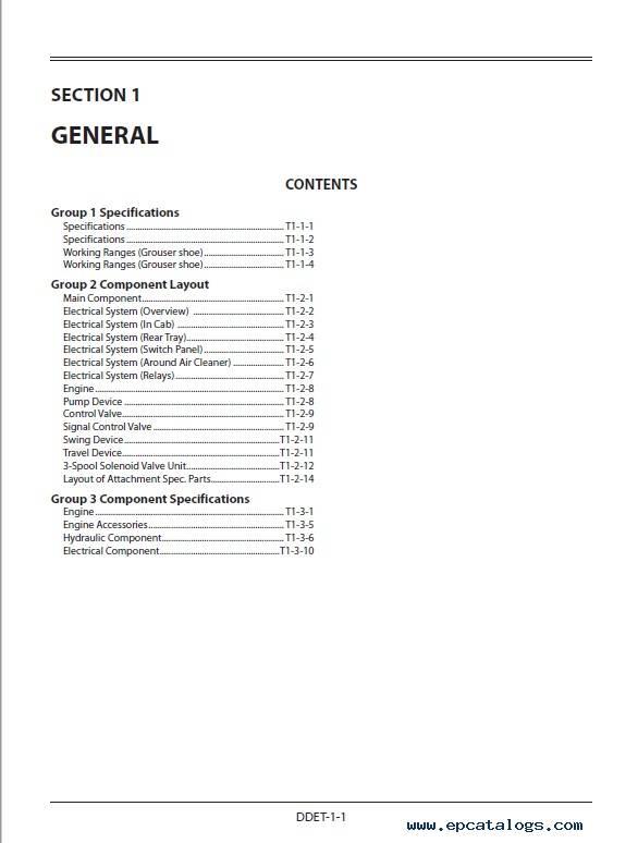 Hitachi ZX330(LC) 350LC(H) 350(LC)K-5G Operational PDF