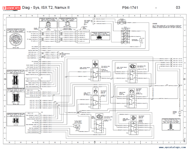 kenworth fuse box diagram kenworth image wiring kenworth wiring diagram wiring diagram on kenworth fuse box diagram