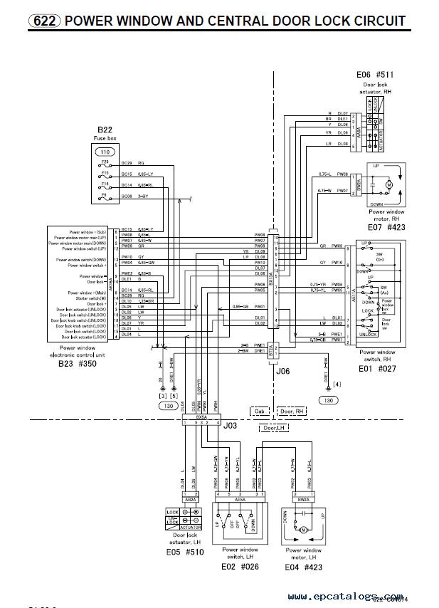 Ford F650 Starter Wiring Diagram Mitsubishi Fuso 6m7 Fighter For Australia Shop Manual Pdf