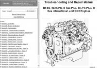 Cummins Gas System G5.9, G8.3, G855, G14-G50, K19GC/KTA38GC