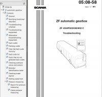 ZF 4/5HP502/592/602 C Repair Manual PDF