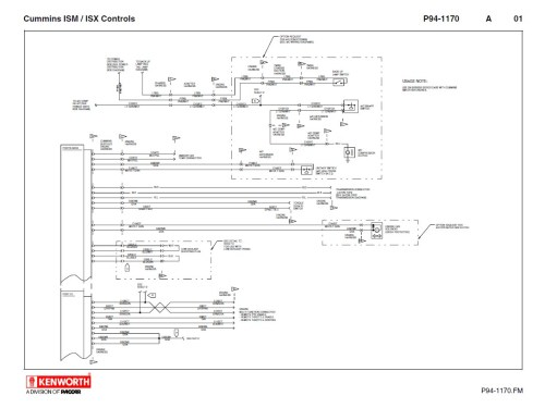 small resolution of kenworth t660 wiring diagram