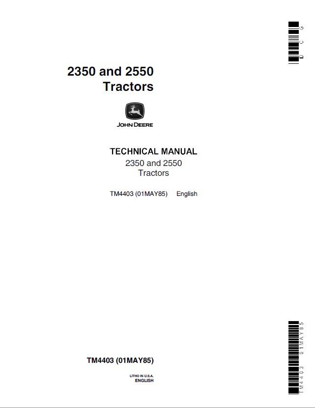 john deere 2350 2550 tractors tm4403 technical manual pdf?resize\=641%2C831\&ssl\=1 john deere 2155 4wd tractor wiring diagram wiring diagrams john deere 2155 wiring diagram at soozxer.org