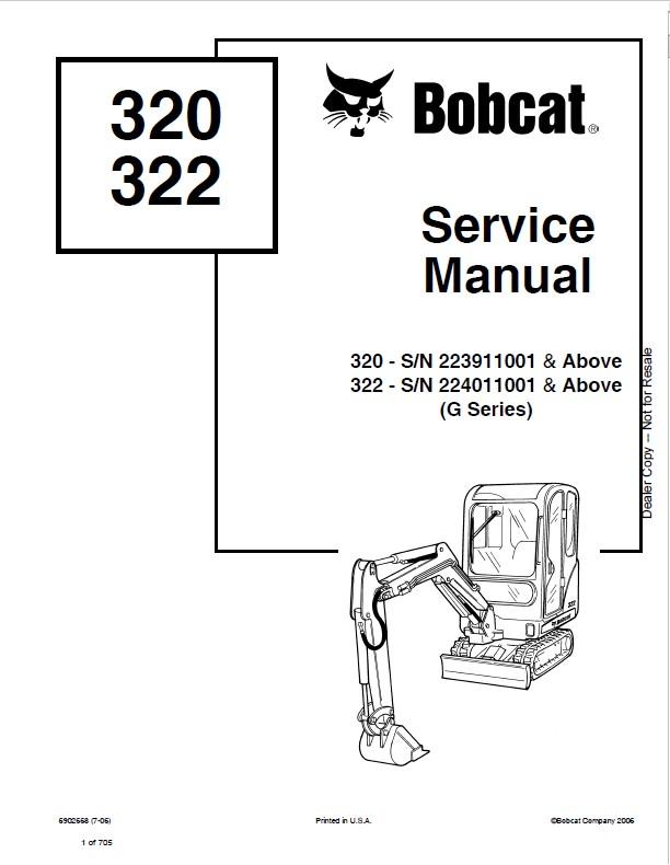 bobcat 430 wiring diagram