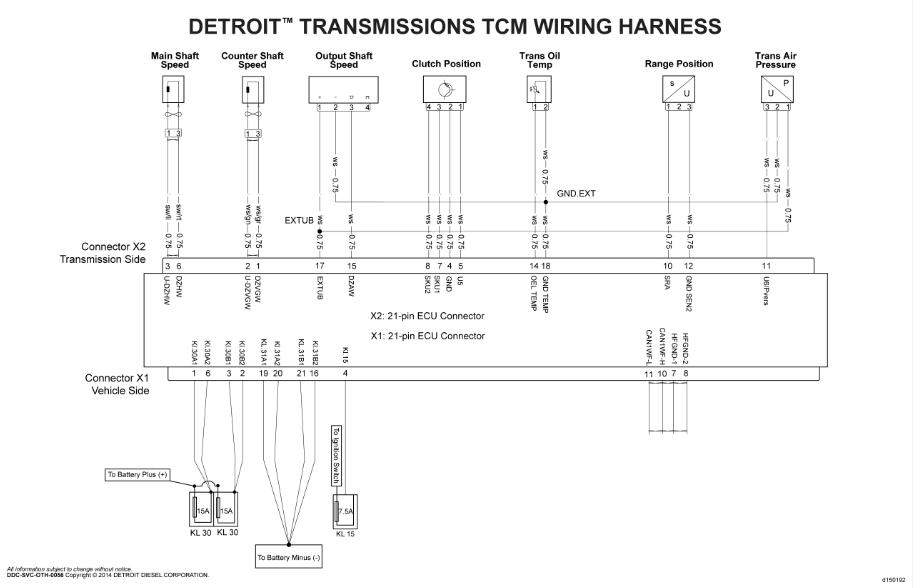 [XOTG_4463]  Dd15 Engine Wiring Diagram | Detroit Sel Wiring Schematics |  | Wiring Diagram
