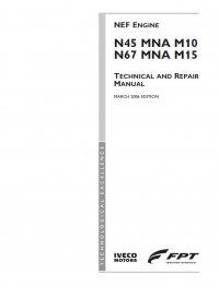 Iveco NEF Engine N45 MNA M10 & N67 MNA M15 PDF Manual