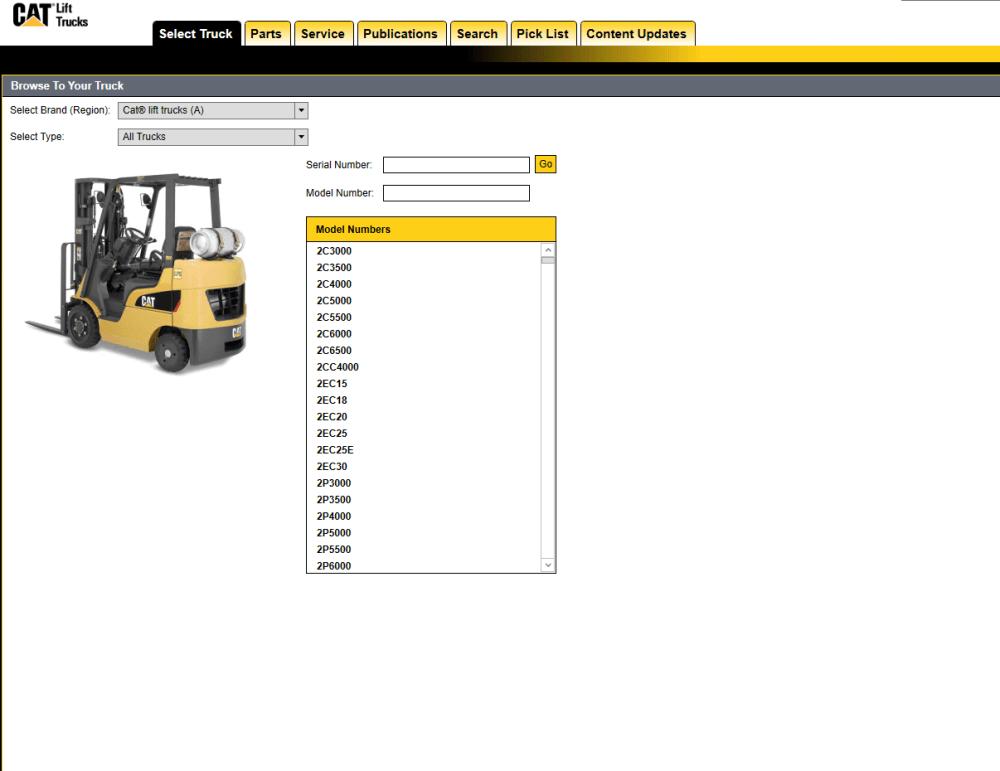 medium resolution of repair manual caterpillar lift trucks 2019 mcfa usa parts catalog and service manuals