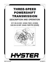 Hyster Class 5 E008 H20.00-32.00F Europe Trucks PDF