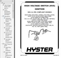 Hyster Class 5 H006 H6.0FT H7.0FT Europe Trucks PDF