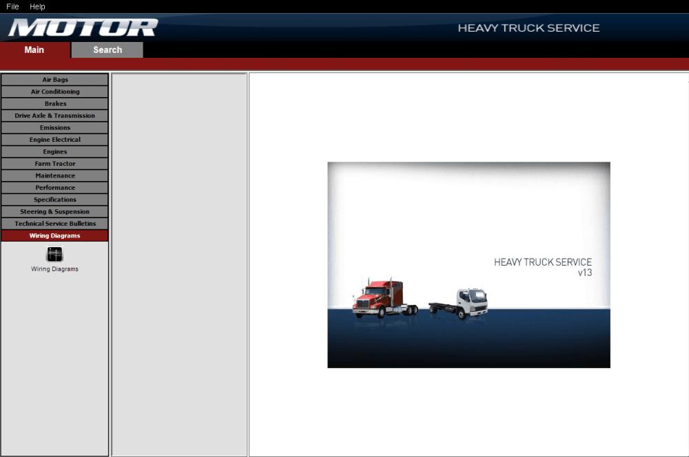 medium resolution of repair manual motor heavy truck service v13 0 2014