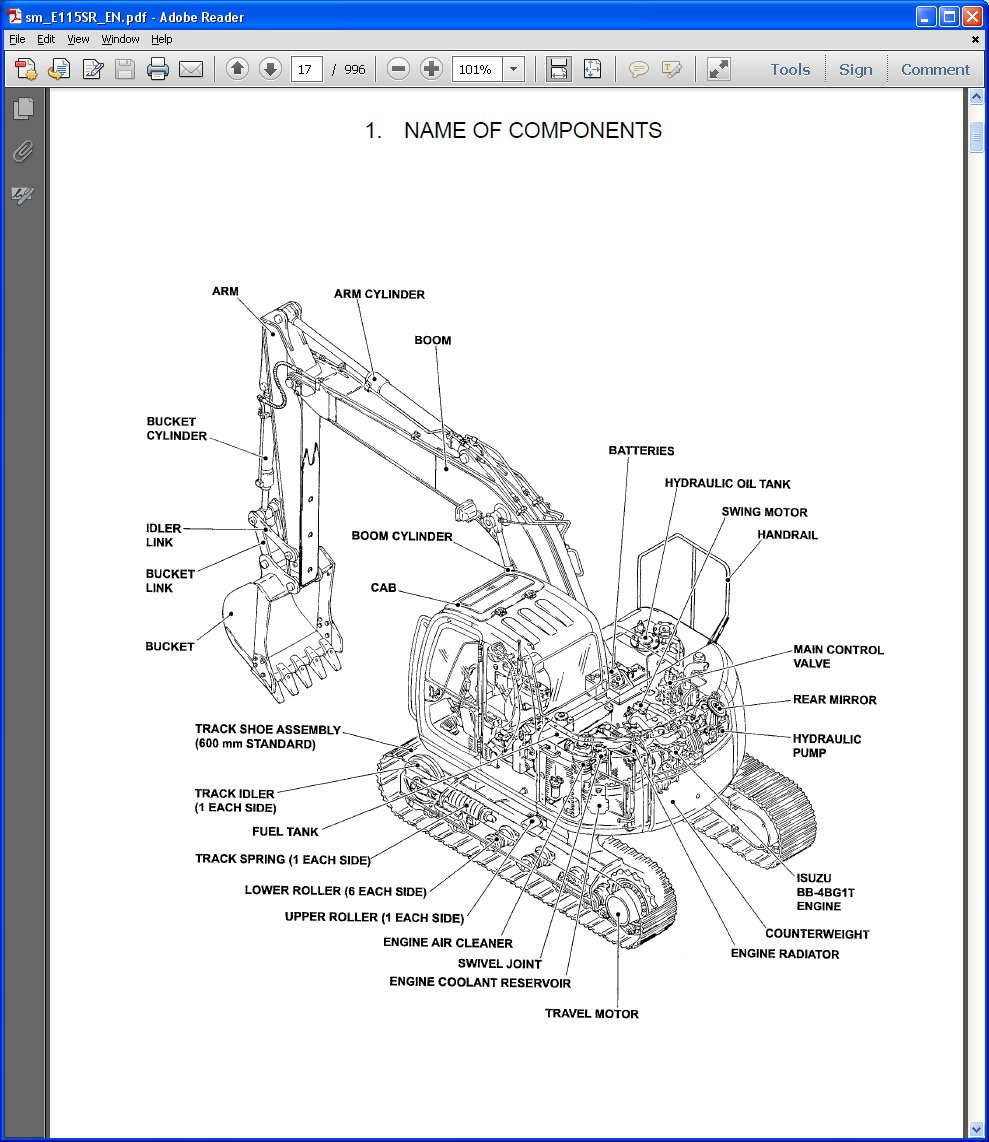 Workshop manuals for New Holland