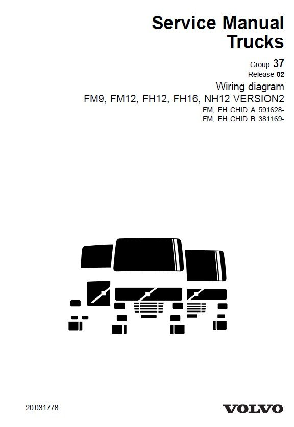 volvo truck wiring diagrams diagnostic